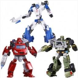 Henkei Autobot set di 3: Mirage, Ironhide, Hound