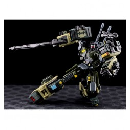 Mobine Series Missile Launcher Jungle Type