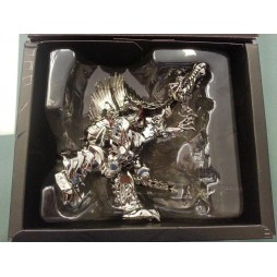 Transformers SCORN Movie Asia Silver Del. CHROMED vers