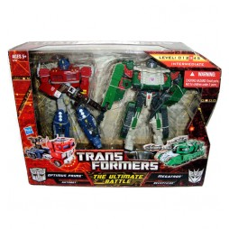 Transformers The Ultimate Battle