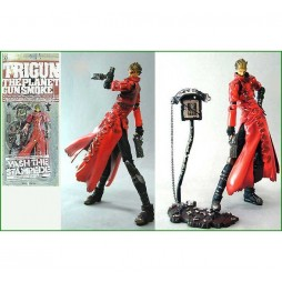 Trigun - The Planet Gunsmoke - Vash the Stampede