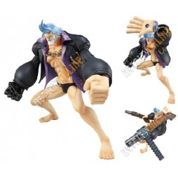 One Piece - P.O.P. (Portrait Of Pirates) - Frankie Strong World