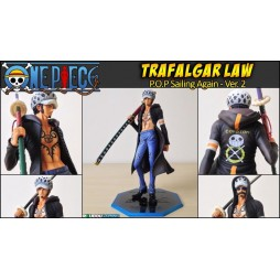 One Piece - P.O.P. (Portrait Of Pirates) - Sailing Again Trafalgar Law Ver.2