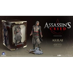 Assassin\'s Creed The Movie 2017 - PVC Statue - Aguilar