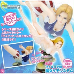 DEAD OR ALIVE Xtreme 2 - Venus on the beach - Tina - PRE-PAINTED Kotobukiya