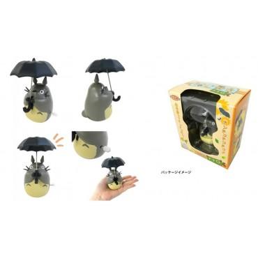 Il Mio Vicino Totoro - My Neighbour Totoro - Totoro Wind-Up Figure - Mini Figure Mobile Carica a Molla