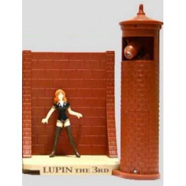Lupin The 3rd - Lupin III - Ichiban Kuji DX Statue - Fujiko Prison Escaping Diorama - Fujiko