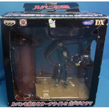 Lupin The 3rd - Lupin III - Ichiban Kuji DX Statue - Fujiko Prison Escaping Diorama - Lupin