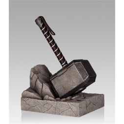 Marvel Comics - Thor's Hammer Bookend Diorama