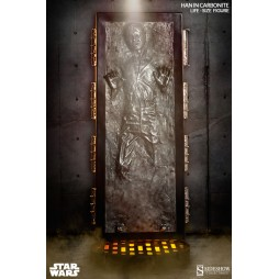 Star Wars: Han Solo In Carbonite Life Size Fig