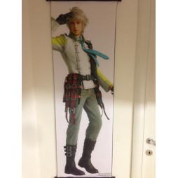Final Fantasy - Poster - Wall Scroll in Stoffa - Hope Estheim