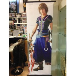 Final Fantasy - Poster - Wall Scroll in Stoffa - Noel Kreiss
