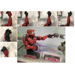 Halo 3 - Gentle Giant - Master Chief Mini Bust Assortment - RED Spartan - Limited Edition No.4167/5000