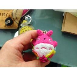Il mio Vicino Totoro - My Neighbour Totoro - Micro Plush Portachiavi 3D - Keyring
