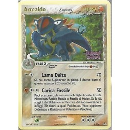 Pokemon - Carte - Armaldo Specie Delta, Erika\'s Dragonair, Kabutops (Delta Species)