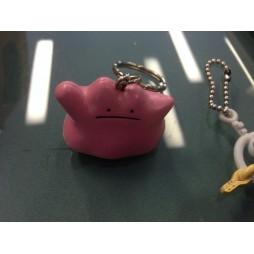 Pokemon S&G - Strap - Swing 3D Keyring Keyholder - Ditto