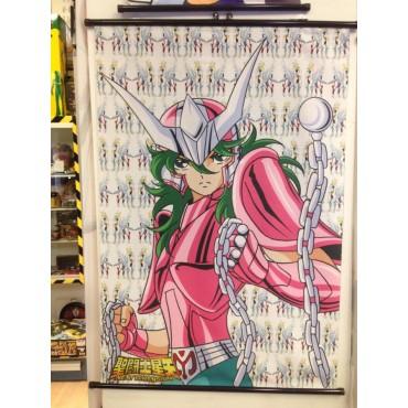 Saint Seiya - Next Dimension Myth of Hades - Andromeda no Shun - Poster - Wall Scroll in Stoffa