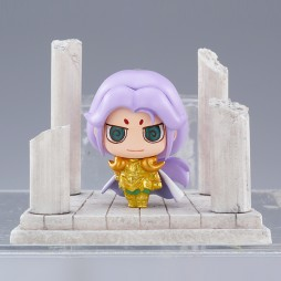 Saint Seiya - Petit Chara Land Saint Seiya Twelve Temples Vol.1 - Trading Figure SET - Aries Mu