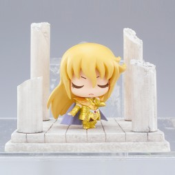 Saint Seiya - Petit Chara Land Saint Seiya Twelve Temples Vol.1 - Trading Figure SET - Virgo Shaka