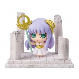 Saint Seiya - Petit Chara Land Saint Seiya ~The decisive battle with Arles! - Trading Figure SET - Athena