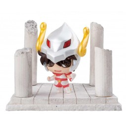 Saint Seiya - Petit Chara Land Saint Seiya ~The decisive battle with Arles! - Trading Figure SET - Pegasus Seiya
