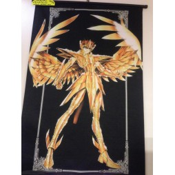 Saint Seiya - Sacred Saga - Cavalieri Divini - Pegasus Seiya - Poster - Wall Scroll in Stoffa