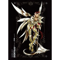 Saint Seiya - Sacred Saga - Dionysus - Poster - Wall Scroll in Stoffa