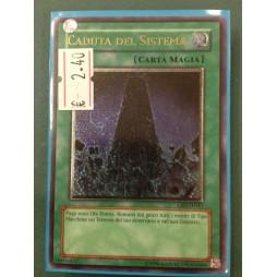 Yu-Gi-Oh! - Carte - Caduta Del Sistema (Carta Magia 18895832)