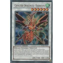 Yu-Gi-Oh! - Carte - Cavaliere Dragunità Vajrayana (Drago/Synchro/Effetto 21249921)