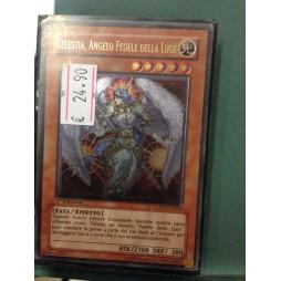 Yu-Gi-Oh! - Carte - Celestia Angelo Fedele della Luce 1a Ed. (Fata/Effetto 94381039)
