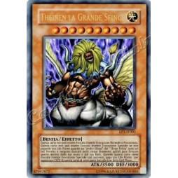 Yu-Gi-Oh! - Carte - Thienen La Grande Sfinge (Bestia/Effetto 82997872)