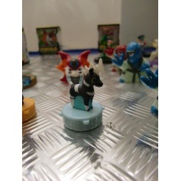 Pokemon - Stamp SET 3 - BW Blitzle mini Timbro