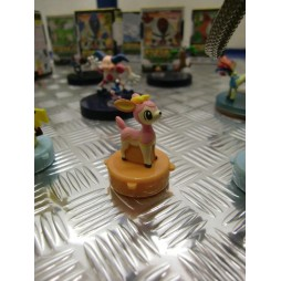 Pokemon - Stamp SET 3 - BW Deerling mini Timbro
