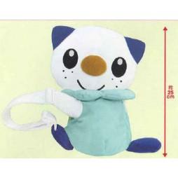 Pokemon Plush - Doll Ruck-Sack - Zaino Peluche - Oshawott 25 cm