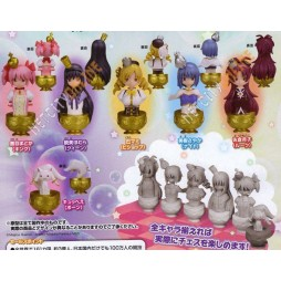Puella Magica Madoka - Chess PIece Collection - Full SET