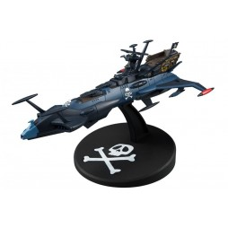 Space Pirate Captain Harlock - Capitan Harlock - C.F.SP H01 - Cosmo Fleet Special - Megahouse - Space Pirate Battleship