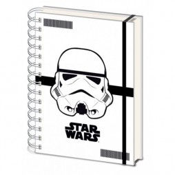 Star Wars - A5 Notebook - STORMTROOPER