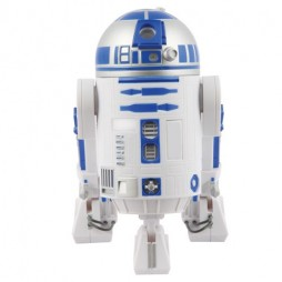 Star Wars - Coin Bank 3D Figure - Sound - R2-D2