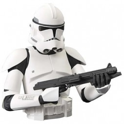 Star Wars - Coin Bank 3D Figure - Stormtrooper
