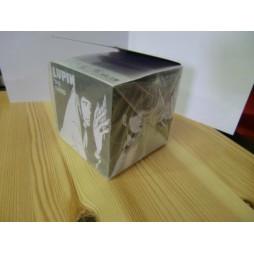 Lupin The 3rd - Lupin III - Blocco per appunti formato cubo 7cm x7cm x7cm - - Lupin III - Daisuke Jigen - Goemon Ishik
