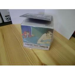 Lupin The 3rd - Lupin III - Blocco per appunti formato cubo 7cm x7cm x7cm - Lupin III con Fujiko - Color
