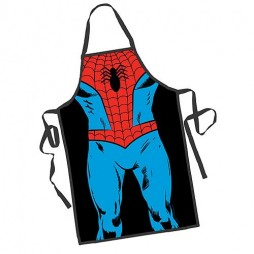 Marvel Comics - Apron - Grembiule Barbecue - Spider-Man
