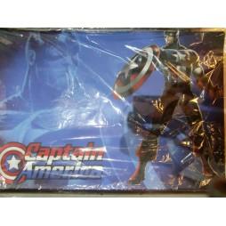 Marvel Comics - Capitan America - Captain America- Tappeto Tastiera Mouse - Capitan America