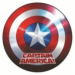 Marvel Comics - Captain America - Fridge Magnet - Captain America Shield