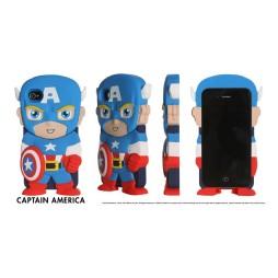 Marvel Comics - Captain America iPhone 5 Cover