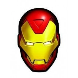 Marvel Comics - Iron Man - Fridge Magnet - Iron Man Helmet