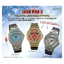 Marvel Comics - Iron Man 3 - Wrist Watch - SET
