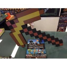 Minecraft - Foam Iron Pickaxe - Ascia (Piccone) - Replica