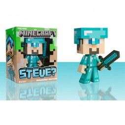 Minecraft - Steve? - Diamond Edition Figure