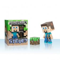 Minecraft - Steve? - Figure